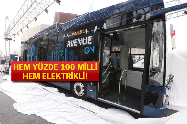 Türkiye'de bir ilk!