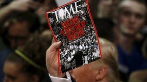 TIME 'Yılın İnsanı'nı seçti!