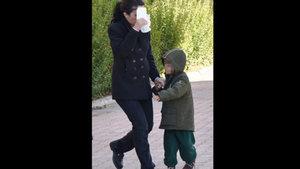 Antalya'da bir adam eşini tüfekle vurmaya çalıştı