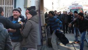 Şehit Ahmet Şahin'in ailesine acı haber ulaştı