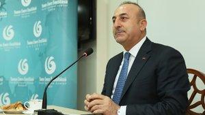 Mevlüt Çavuşoğlu: Bizden daha güçlü destek veren hiçbir ülke olmamıştır
