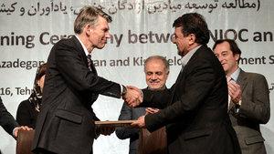 İUPŞ ve Shell'den işbirliği anlaşması