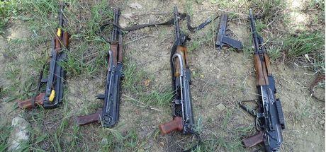 Lice'de 6 terörist etkisiz hale getirildi