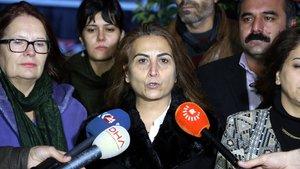 HDP heyetinden Figen Yüksekdağ'a ziyaret