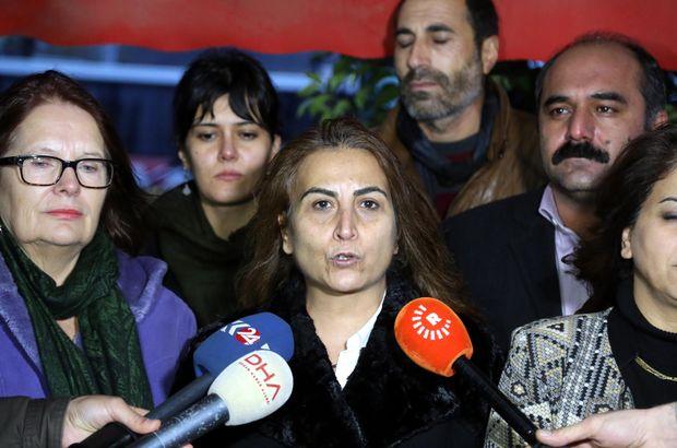 HDP heyetinden Yüksekdağ'a ziyaret