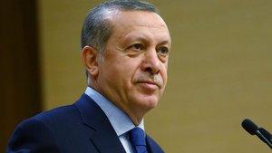 Cumhurbaşkanı Erdoğan'dan İsmet Sezgin için taziye mesajı