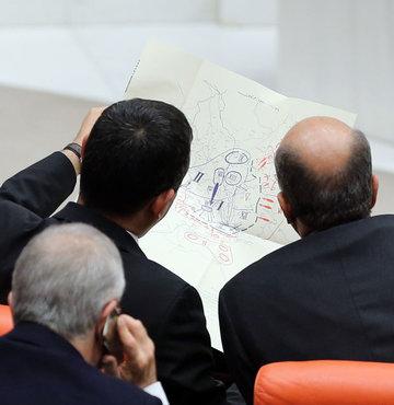 Başbakan Yardımcısı Tuğrul Türkeş, Nutuk
