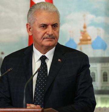 Başbakan Binali Yıldırım, Rus haber ajansı Ria Novosti