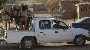 'Haşdi Şabi, PKK'ya silah verdi' iddiası
