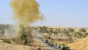Irak savaş uçakları sivilleri bombaladı iddiası