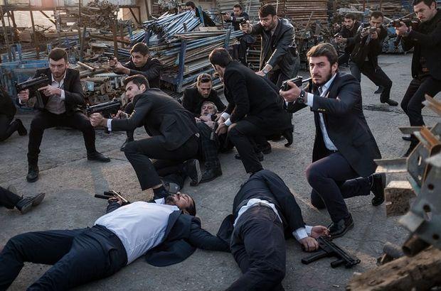 Tatar Ahmet vuruluyor!