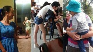 Bu fotoğrafları anlamak için birkaç kez bakmak gerek!