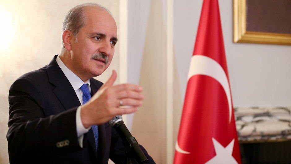 Başbakan Yardımcısı'ndan anayasa açıklaması