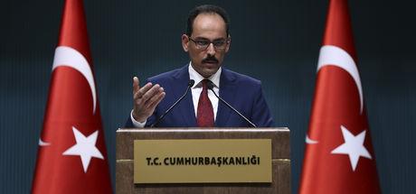 İbrahim Kalın'dan Türkiye-AB ilişkilerinde 3 mesaj