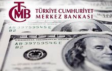 Merkez Bankası dolar rezervi azaldı