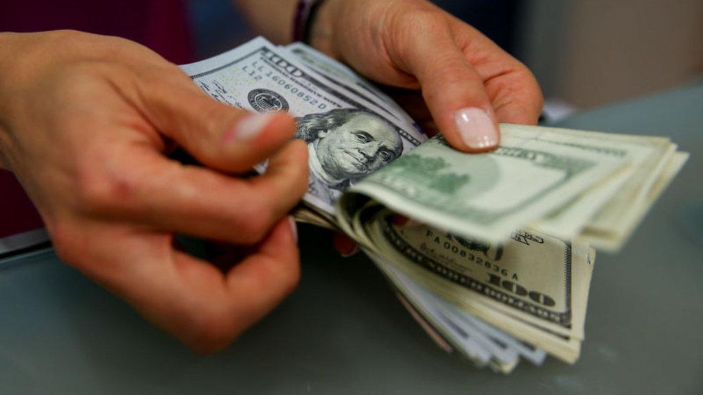 Vatandaşın bankada ne kadar doları var?