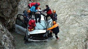 Zonguldak'ta trafik kazası