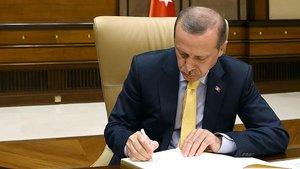 Cumhurbaşkanı Erdoğan MEB KHK'sını onayladı