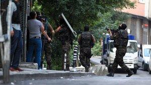 Tunceli merkezli terör operasyonu: 12 gözaltı