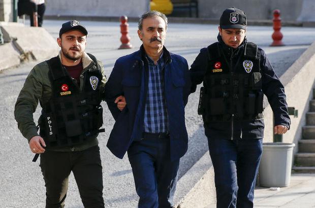 'Kozmik Oda' savcısı tutuklandı