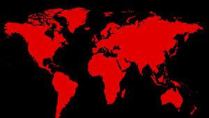 Ülkelerin popüler olduğu alanları gösteren harita yayımlandı