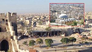 Osmanlı'nın 22, Mimar Sinan'ın 2 eseri Halep'te yerle bir oldu!