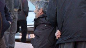 Konya'da genç kadın terastan düştü