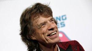 Mick Jagger 8. kez baba oldu