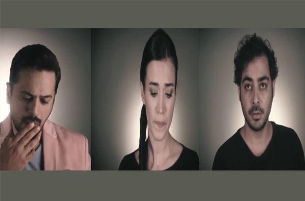 Ünlü isimler  Emre Altuğ, Ecem Özkaya Üstündağ Olgun Toker kamu spotunda göz yaşlarıyla oynadı