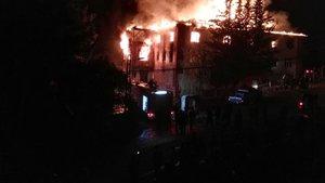 Adana Aladağ'da yurt yangınında 12 kişi öldü, şikayetçi olan yok