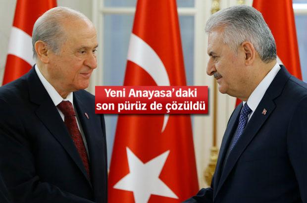 AK Parti ile MHP yarın ortak açıklama yapacak