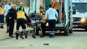 Elazığ'da silahlı kavga: 7 yaralı