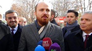 Bilal Erdoğan: Bizi namerde muhtaç etmeyin