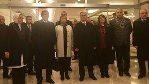 Darbe komisyonu Atatürk Havalimanı'nda
