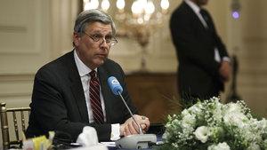 ABD Büyükelçiliği Başmüsteşarı Kosnett: Daha güçlü bir Türkiye'ye ihtiyacımız var