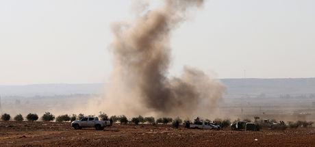 Suriye'de DEAŞ'a büyük darbe