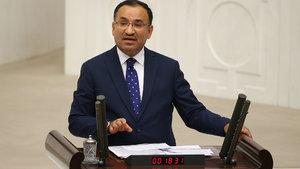 Bekir Bozdağ'dan anayasa açıklaması