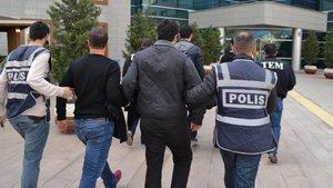 FETÖ'den tutuklananlar ve gözaltına alınanlar 9 Aralık 2016