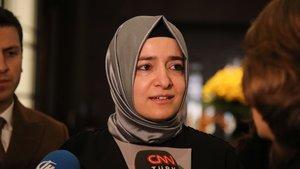 Fatma Betül Sayan Kaya: Bu davaya da müdahil olacağız