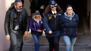 İzmir'deki kadın teröristler böyle yakalandı!
