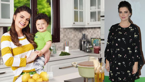 Pelin Karahan 8 kilo aldı