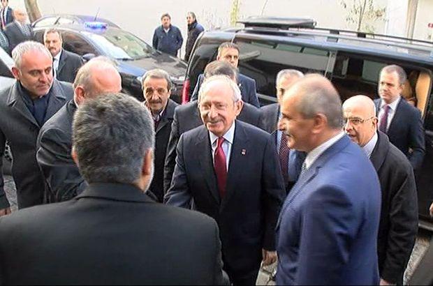 Kılıçdaroğlu Yeniçağ Gazetesi'ni ziyaret etti