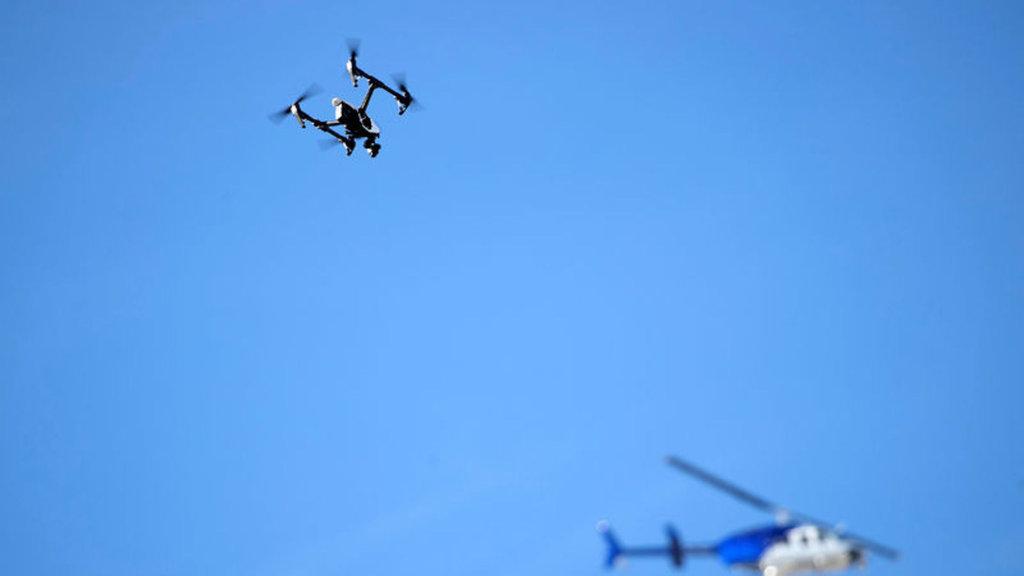 Yerli drone ile müdahale edilecek!