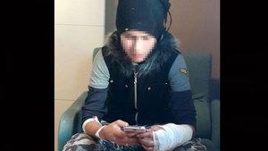 Antalya'da bir genç kız kendisini öpmek isteyen genci bıçakladı