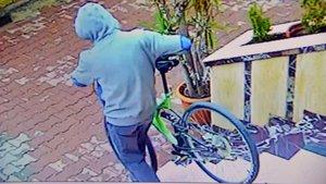 Adana'daki bisiklet hırsızı yakayı ele verdi