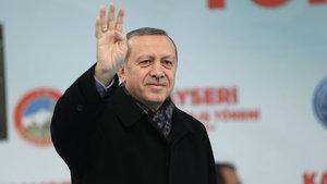 Cumhurbaşkanı Erdoğan: İnşallah yeni bir dönemin başlangıcı olur