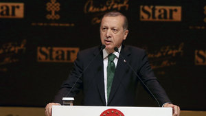 Cumhurbaşkanı Erdoğan'dan anayasa ile ilgili ilk açıklama