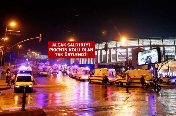 İstanbul Beşiktaş'ta hain terör saldırısı!