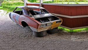 1968 model Chevrolet Camaro'yu baştan yaptılar!