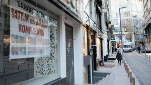 İstanbul'da tekstilin kalbi olarak bilinen Osmanbey'de mağazalar döviz mağduru